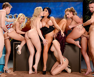 The Late Night Orgy - Phoenix Marie - Monique Alexander - Brandi Love - Romi Rain - Marsha May - 4