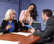 The New Appli-cunt - Ava Addams - Riley Jenner - 1
