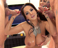 BRAZZERS LIVE 37: ALL ABOUT AVA - Avy Scott - Ava Addams - 5