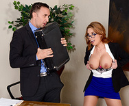 The Interview: Round 2 - Britney Amber - 1