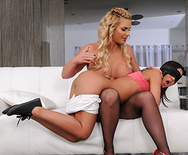 Our Babysitter's Butt: Part 1 - Phoenix Marie - Amara Romani - 1