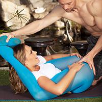 Lección de Yoga