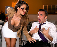 Regaño Sexual de la Jefa - Madison Ivy - 1